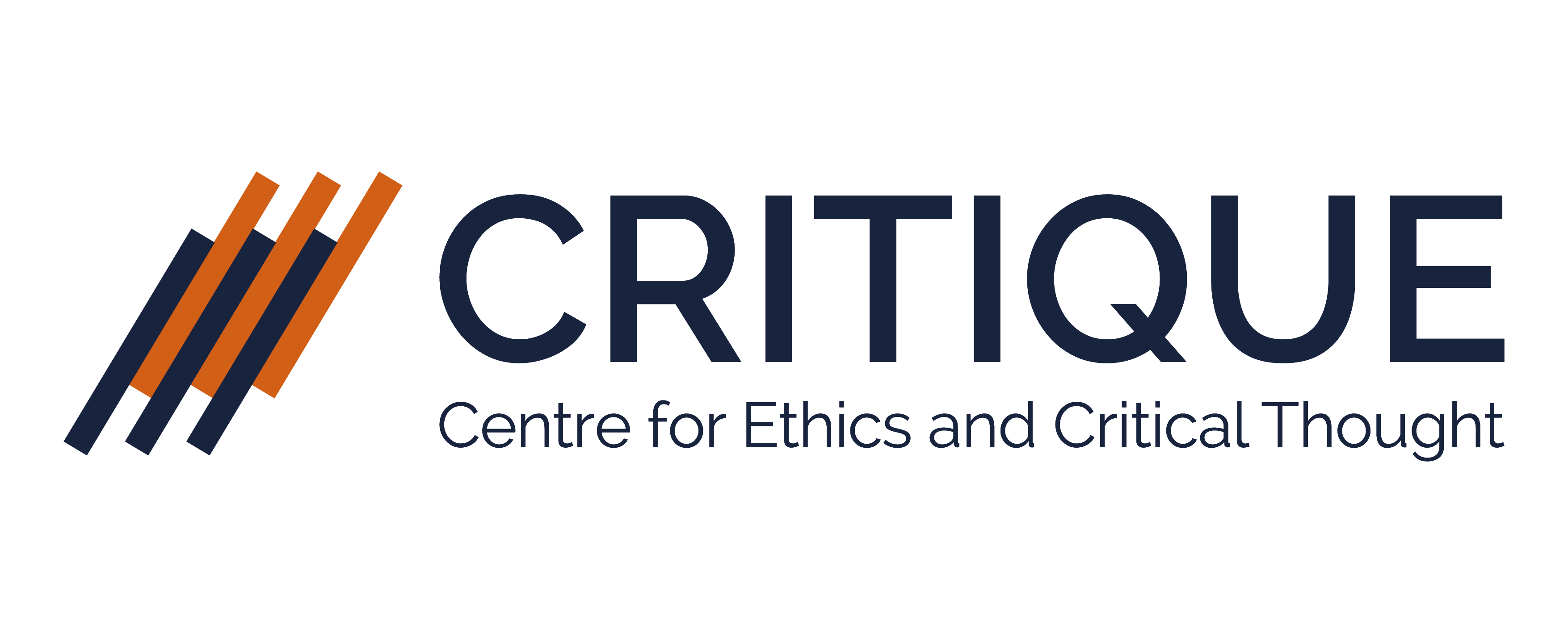 CRITIQUE - Centre for Ethics and Critical Thought